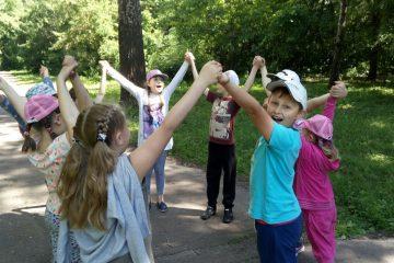 """Дитячі денні табори. Студія розвитку особистості """"Вундеркінд""""."""